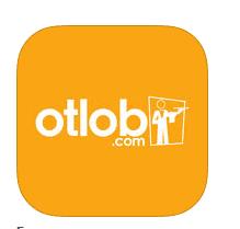 صورة تحميل تطبيق اطلب Otlob الشهير لكل المطاعم