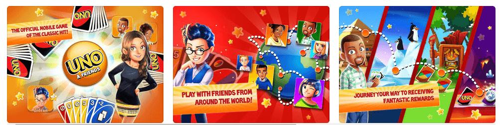 تحميل لعبه UNO ™ & Friends للاندرويد و الايفون