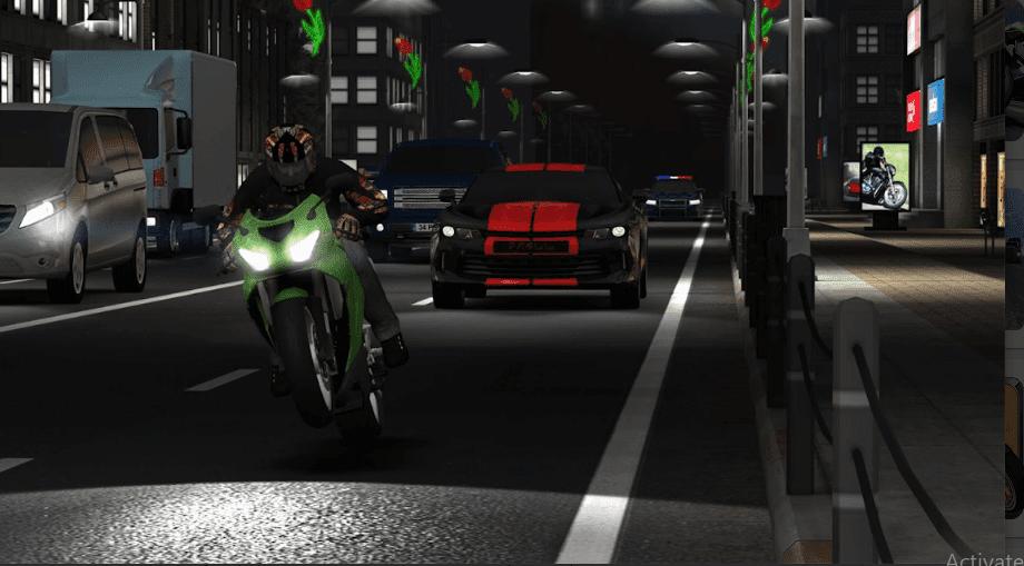 تحميل لعبه Racing Fever: Moto للاندرويد و الايفون