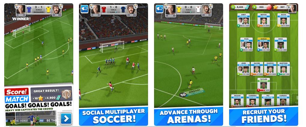 تحميل لعبه Score! Match مجانا اخر اصدار