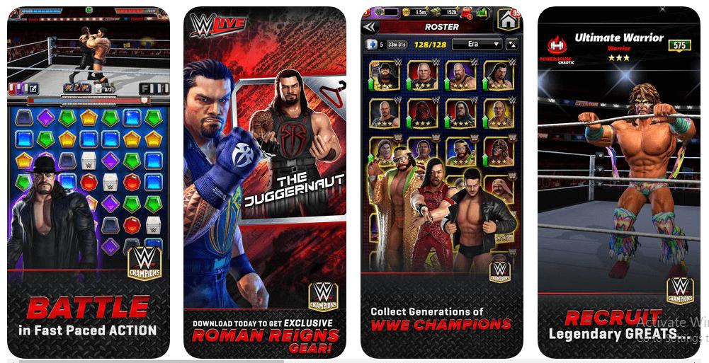 تحميل لعبة WWE: Champions للاندرويد و الايفون