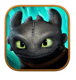 صورة تحميل لعبة المغامرات تنانين قرية بيرك Dragons: Rise of Berk رابط مباشر