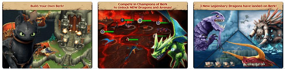 Dragons-Rise of Berk