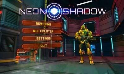 لعبة نيون شادو Neon Shadow