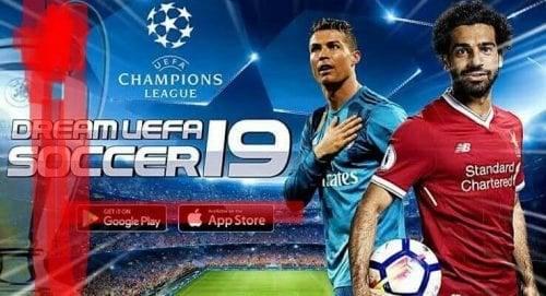 صورة تحمبل لعبة كرة القدم دريم ليجا سكور Dream League Soccer 2019 لهواتف الاندرويد والايفون