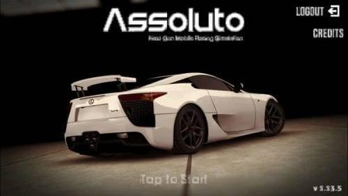 لعبة Assoluto Racing 2019