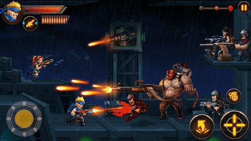 صورة تحميل لعبة Metal Squad: Shooting Game لهواتف الاندرويد والايفون