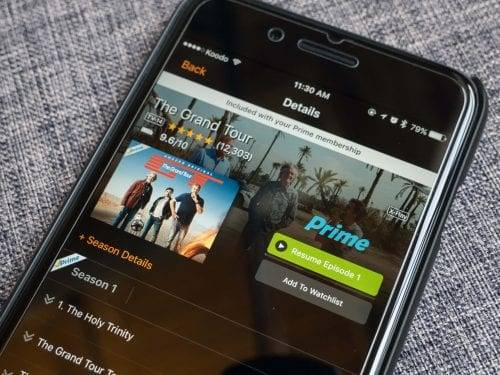 تطبيق Amazon Prime Video