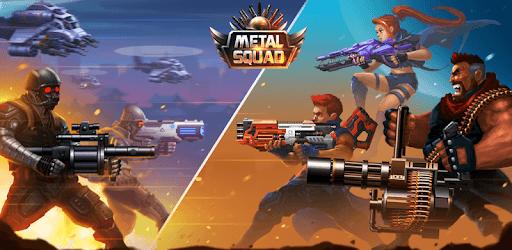 تحميل Metal Squad: Shooting Game