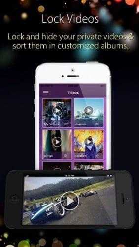 تطبيق Secure Photo Gallery