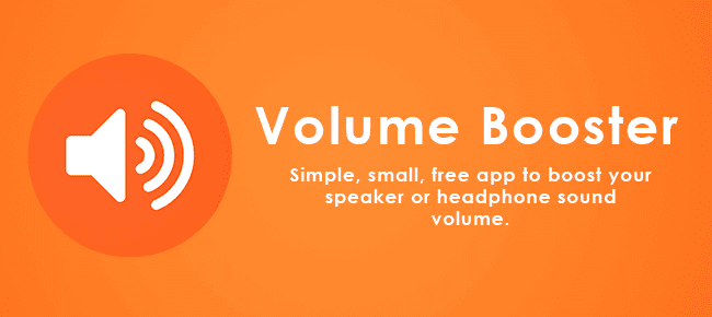 Volume Booster GOODEV 2019 للهواتف