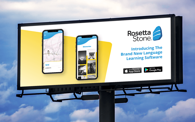تطبيق Rosetta Stone 2019
